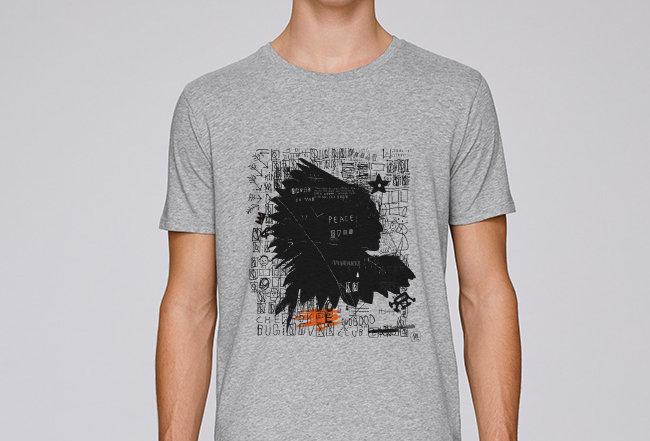 Basic T-Shirt - Häuptling
