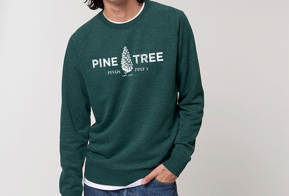 Basic Sweatshirt - Pinus Pinea