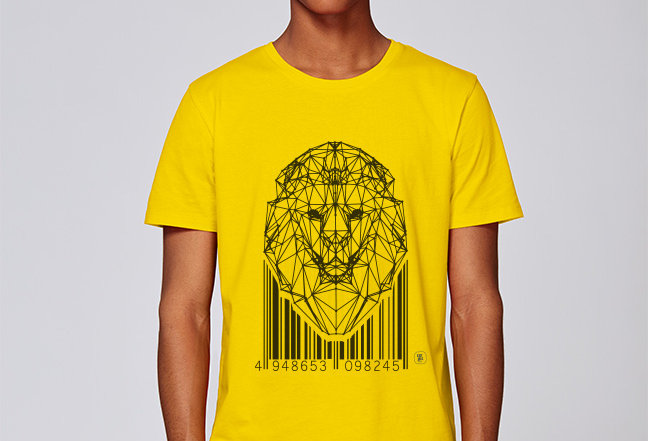 Händler Basic T-Shirt - Lion Code