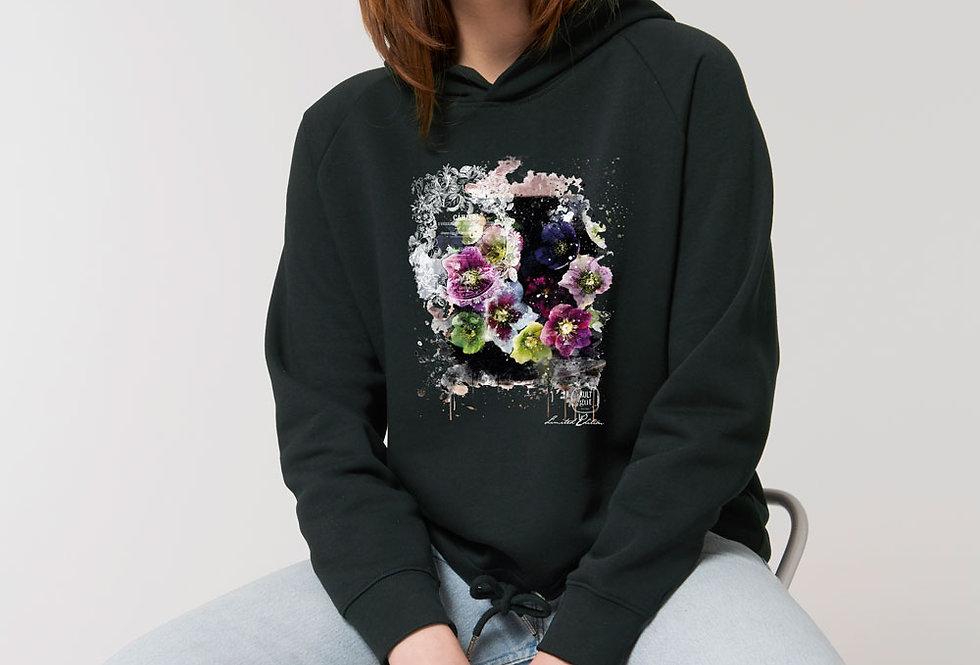 Modernstyle Hoodie- Fleurs du Souvenir