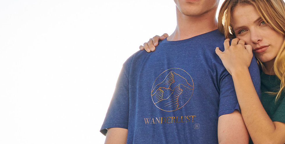 T-Shirt - Wanderlust