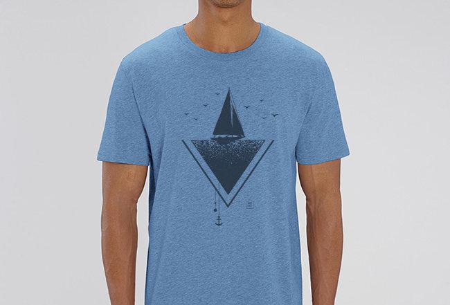 Basic T-Shirt - Sailing