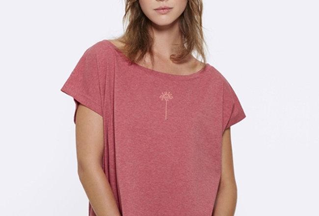 Oversize T-Shirt  - Daisy