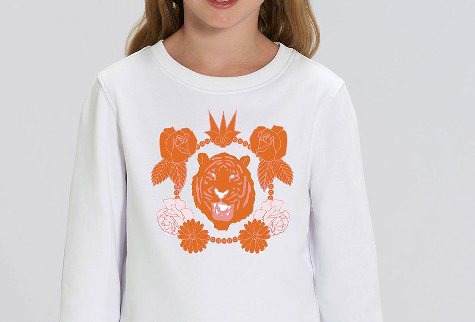 Unisex Sweatshirt -OrangeTiger