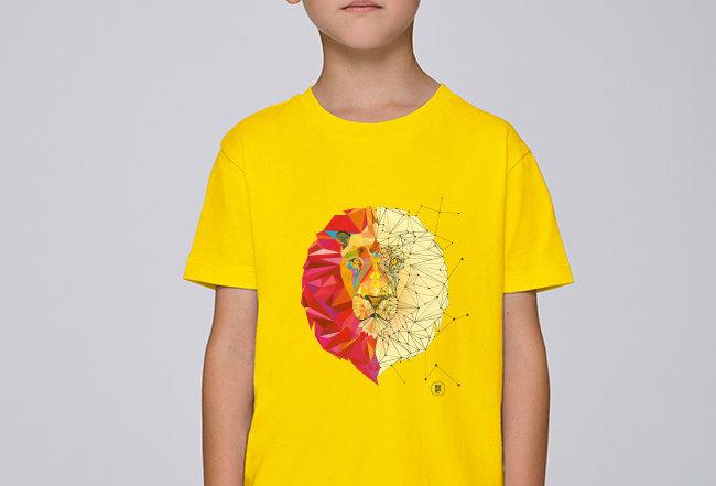 Jungen T-Shirt - Löwe