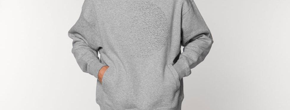 Sweatshirt Rollkragen innen flauschig- Miracles