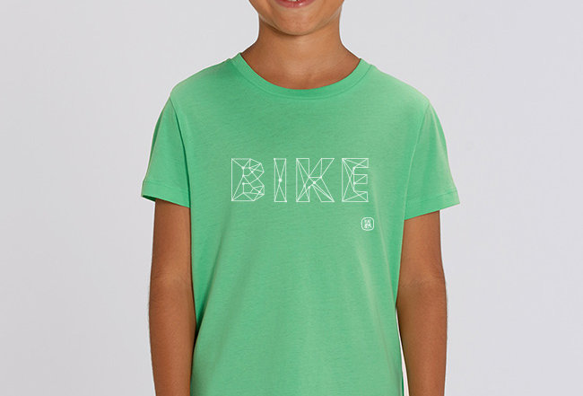 Jungs T-Shirt - BIKE