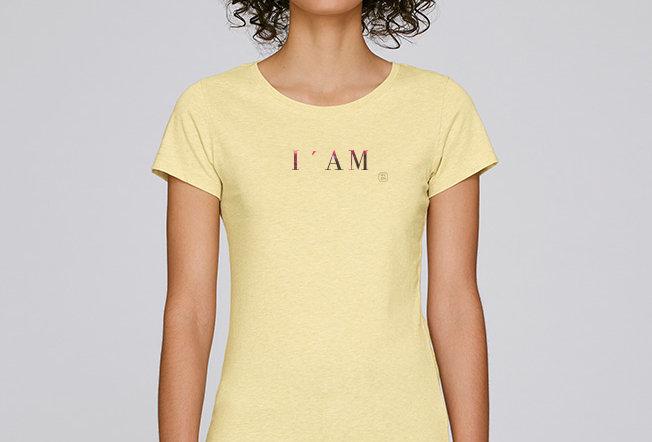 Basic T-Shirt- I'AM
