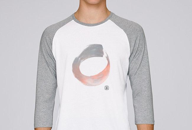 Baseball Shirt- CIRCLE