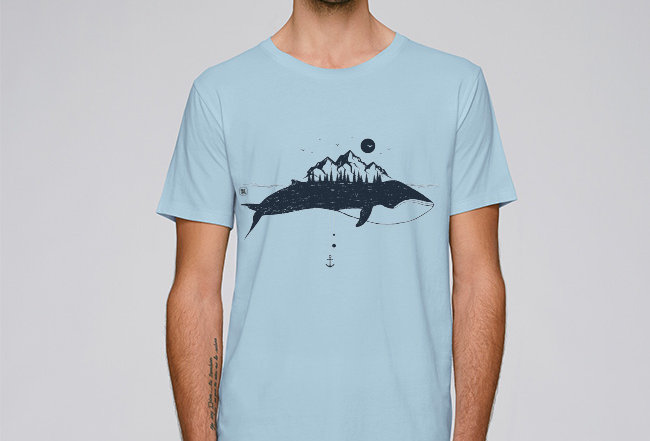 Basic T-Shirt - Wal