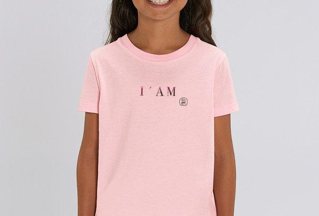 Mädchen T-Shirt- I'AM