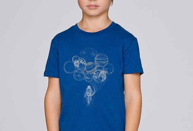 Jungen T-Shirt - Astronaut