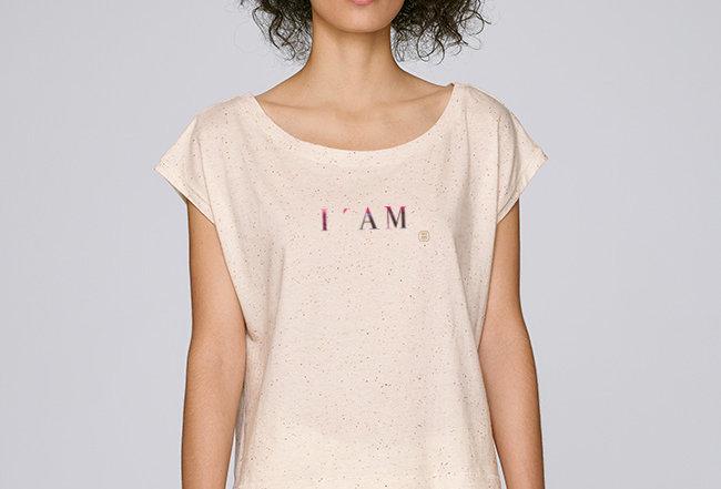 Oversize T-Shirt  - I'AM
