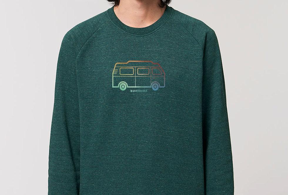 Basic Sweatshirt -Wanderlust Van