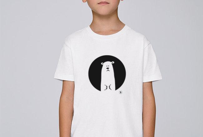Jungen T-Shirt - Icebear
