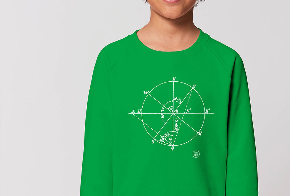 Unisex Sweatshirt- Koordinaten