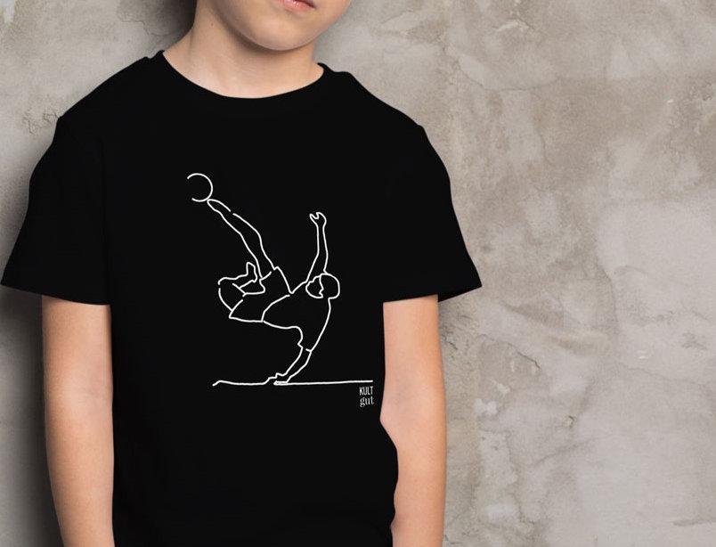 Jungs Shirt -Kicker