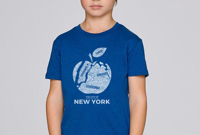 Jungen T-Shirt - Big Apple