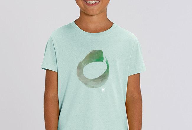 Jungs T-Shirt- THINK GREEN