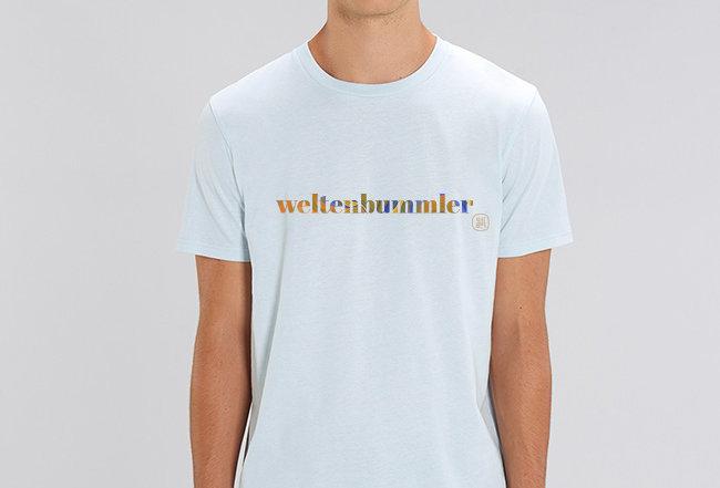 Basic T-Shirt - weltenbummler