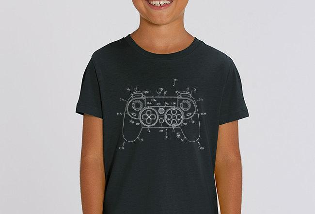 Jungs T-Shirt - Controller