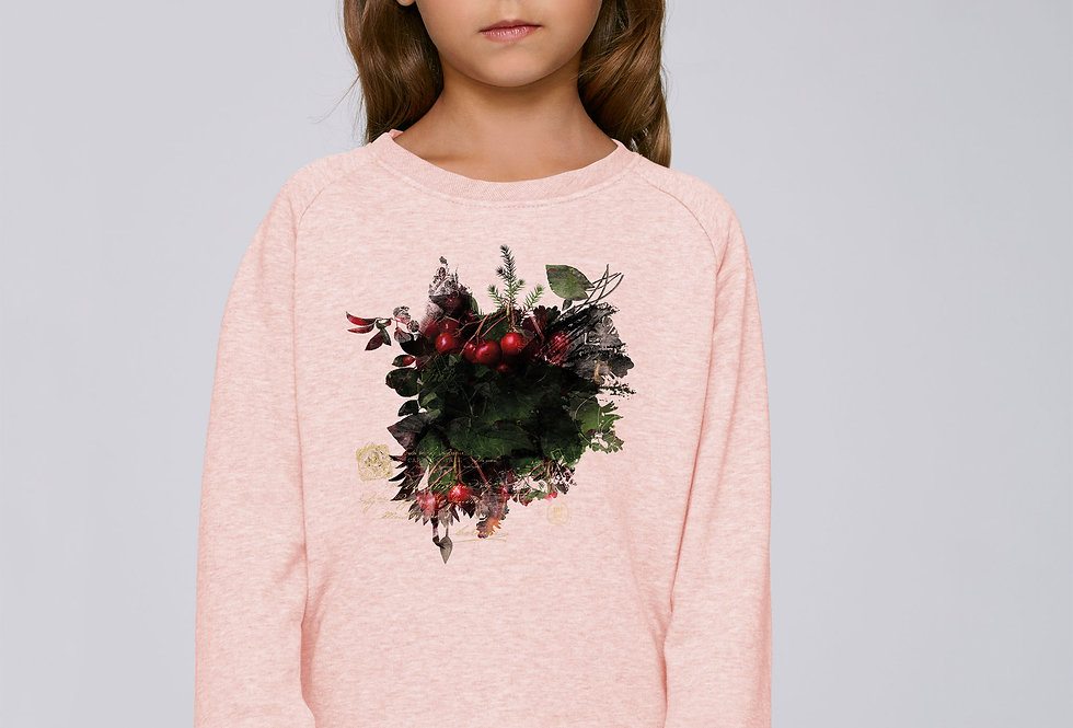 Mädchen Sweatshirt - Wintertime