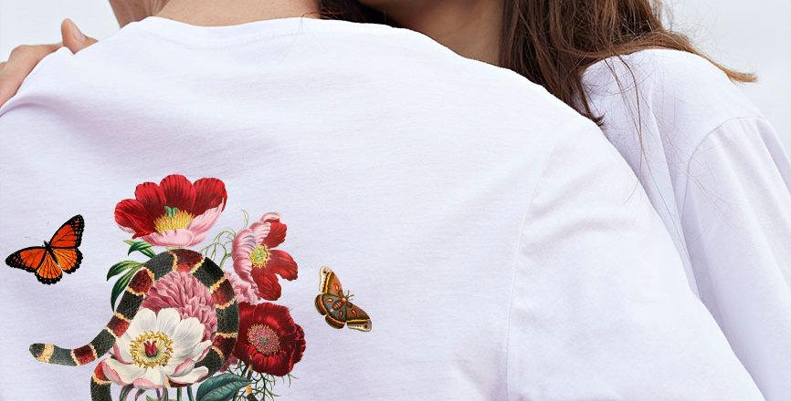 T-Shirt - Back to Paradise