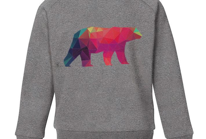 Jungen Sweatshirt - Polarbear