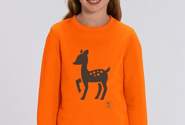 Mädchen Sweatshirt - Bambino