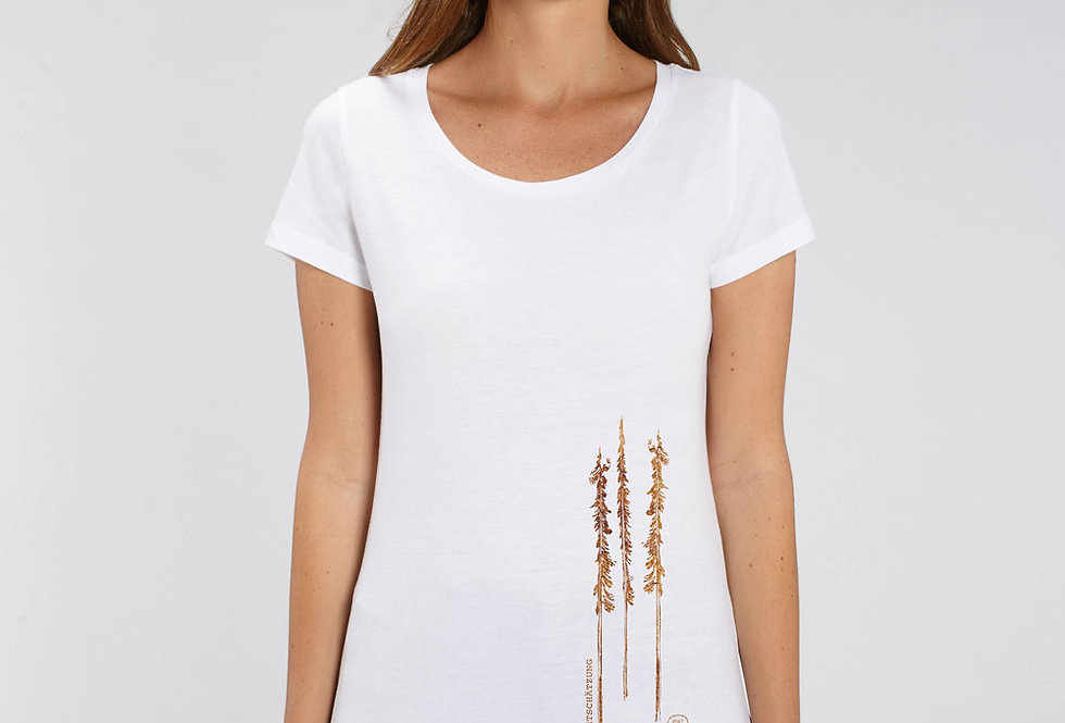 Basic T-Shirt - Reine Biobaumwolle - WERTSCHÄTZUNG