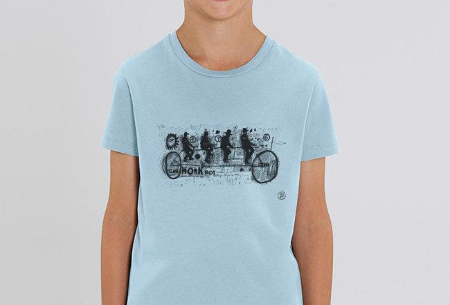 Jungs T-Shirt- Workboys
