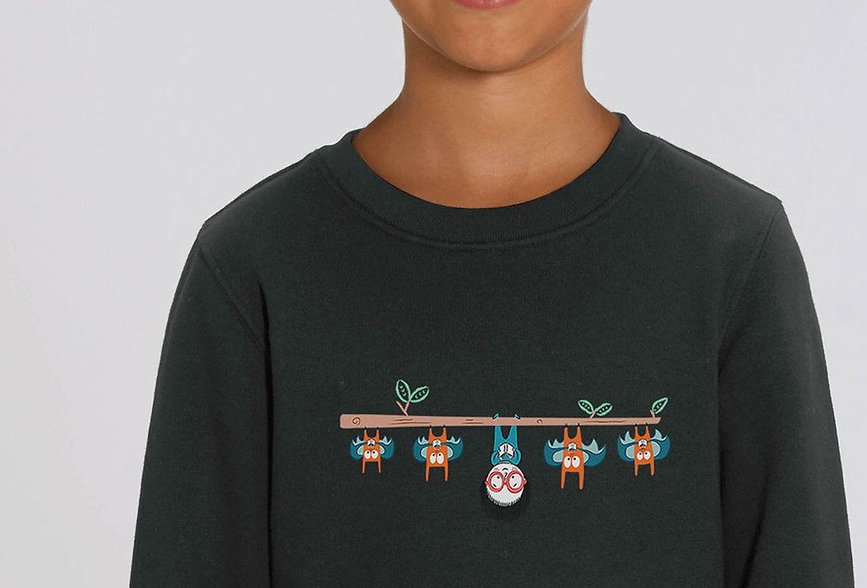 Unisex Sweatshirt- Upside Down
