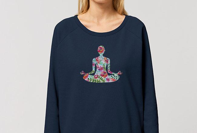 Modernstyle Sweatshirt- Yoga