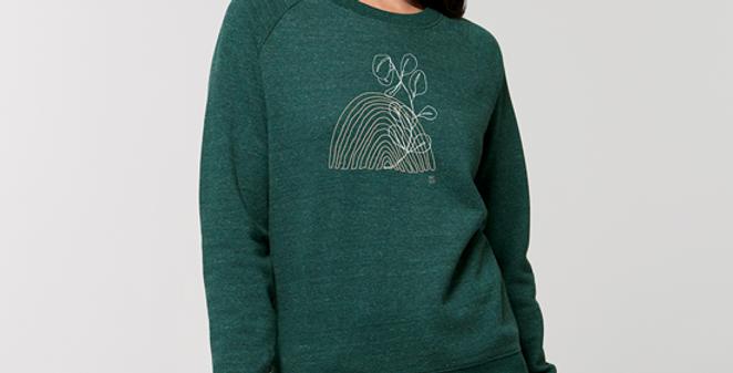 Basic Sweatshirt - Inner Growth