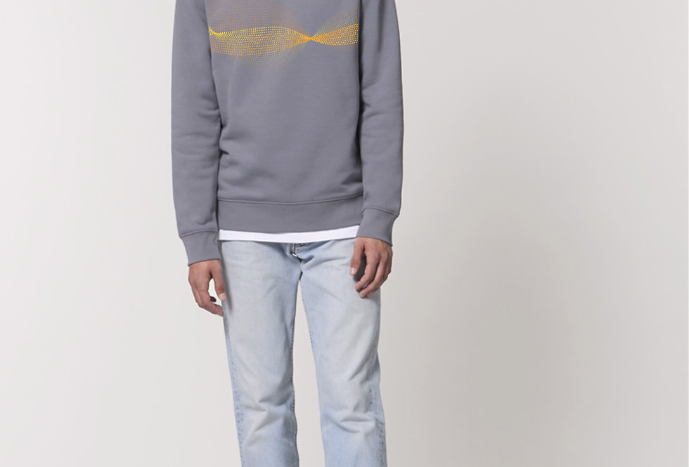 Sweatshirt - Innen flauschig - Vibration