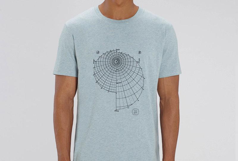 T-Shirt - Tag und Nacht
