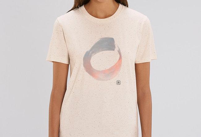 Boyfriend T-Shirt- Circle