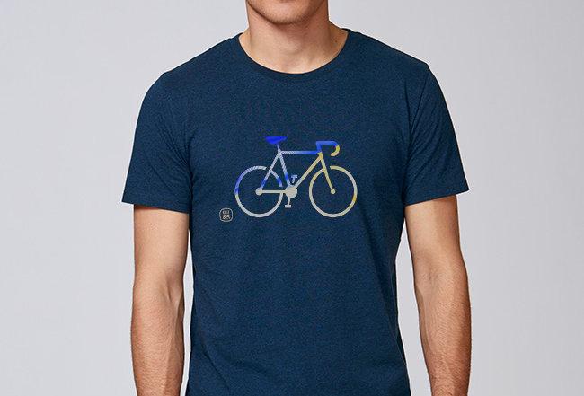 Basic T-Shirt - silver Race