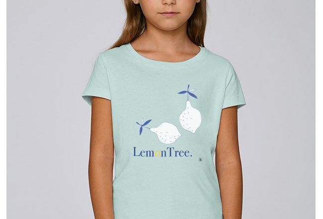 Mädchen T-Shirt- LemonTree