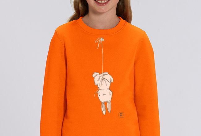 Mädchen Sweatshirt - Lievre