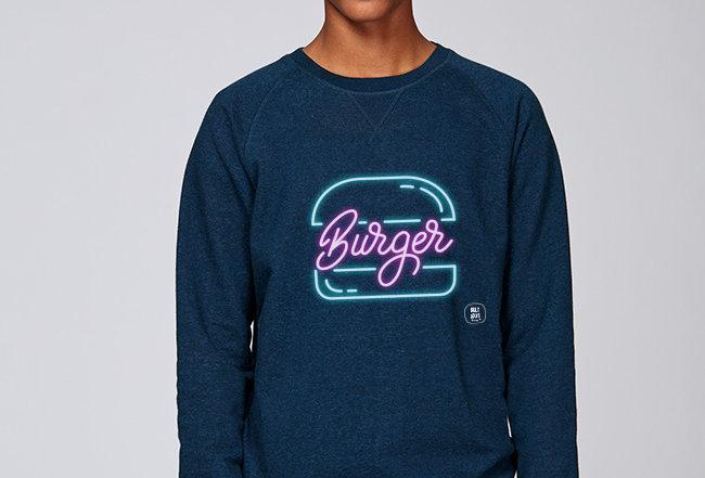 Basic Sweatshirt - Burger