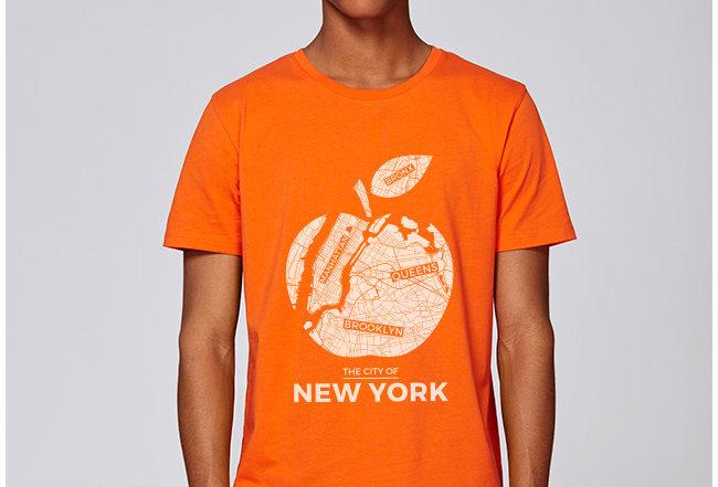 Basic T-Shirt - Big Apple