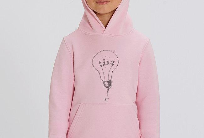 Mädchen Hoodie - Idea