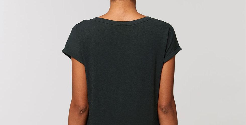 Rolled Sleve Shirt /Oase