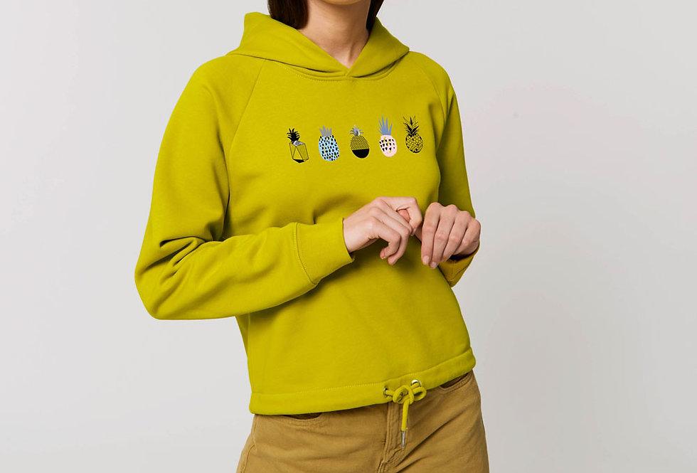 Modernstyle Hoodie- Ananas
