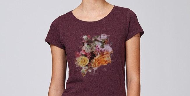 Basic T-Shirt - Blossom