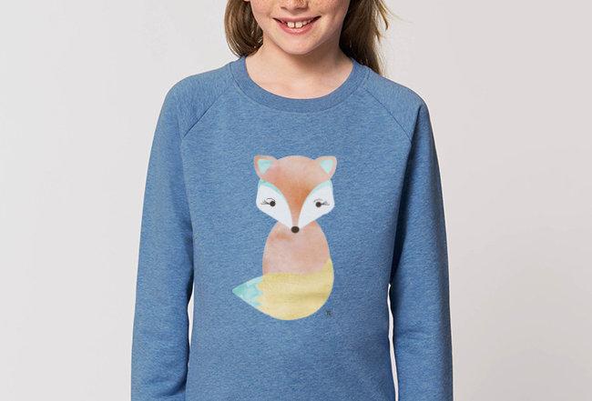 Mädchen Sweatshirt - Volpe