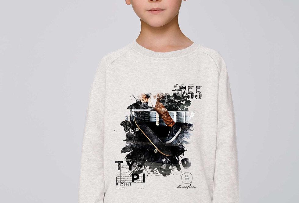 Jungs Sweatshirt - Skater