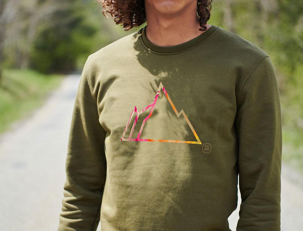 Basic Sweatshirt - Open Mountain