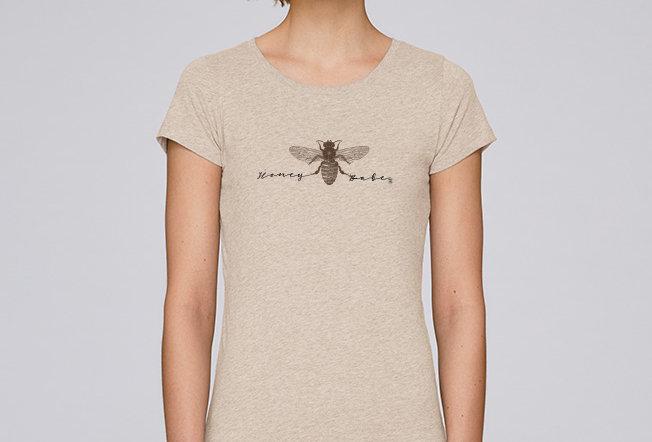 Basic T-Shirt - Reine Biobaumwolle - HoneyBabe